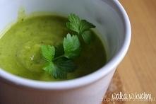 zupa krem z cukinii: najprostsza, najszybsza, najtańsza - po prostu najlepsza