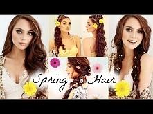 FairyTale Spring Hairstyles...