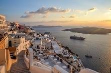 Przepiękne Santorini <3 ...