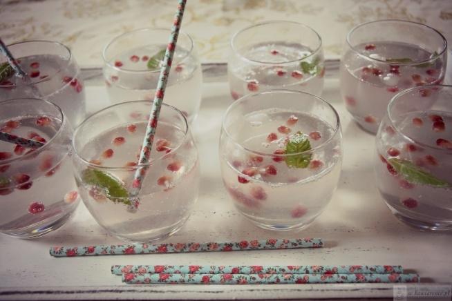 idealny drink na lato - przepis na drink mojito juz na blogu wkawiarence.pl