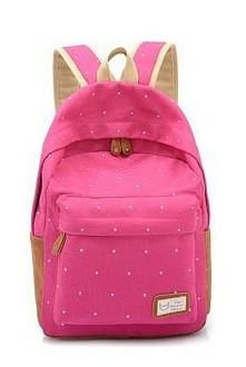 Plecak różowy jako super dodatek do wielu stylizacji :) kliknij w zdjęcie i zobacz gdzie można go kupić :)