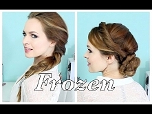 Elsa's Hairstyles from FROZEN!