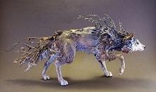 My Modern Met Surreal Hybrid Animal Sculptures by Ellen Jewett
