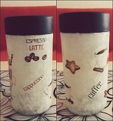 Słoik po kawie nr.3