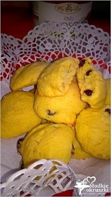 Puszyste ciasteczka na mące ryżowej z kokosową nutą Przepis po kliknięciu w zdjęcie