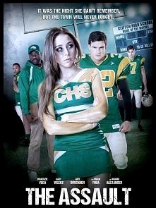 Młodziutka cheerleaderka zo...
