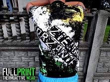 Koszulka żużlowa Zielonogórzanie - idealna dla każdego kibica