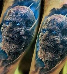 amazing fantasy tattoo 3d