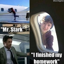 Stark i Parker. :D