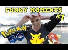POKEMON GO! (Fails, Wins & Funny Moments) - Community Compilation #1