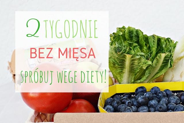 2 tygodnie bez mięsa - wydarzenie na Facebooku, które pomoże Ci zmienić Twoje nawyki żywieniowe. Spróbuj <3