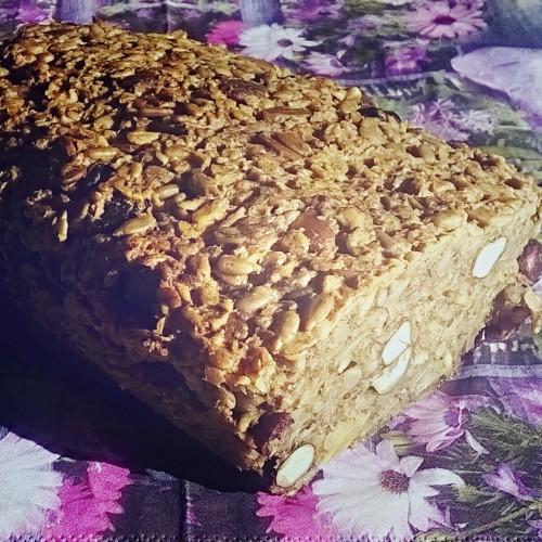 chleb z platkow owsianych