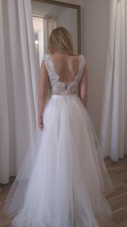 5ec22f5f67 Przepiękna suknia Maureen projektu Sylwii Kopczyńskiej Suknia .. na ...