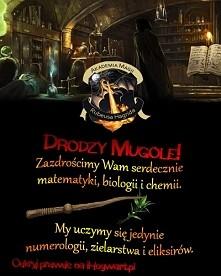"""Akademia Magii Rubeusa Hagrida (ihogwart.pl) to miejsce dla każdego fana """"Harry'ego Pottera"""". Uczniowie chodząc na lekcje zdobywają oceny i punkty dla swoich domó..."""