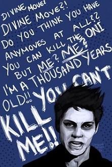 U CAN'T KILL ME!