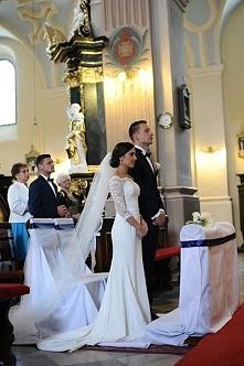 Piękna, romantyczna suknia VP