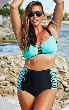 Turkusowe bikini