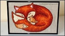 Śpiące lisy