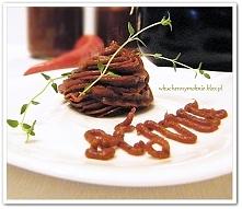 Ajvar (pasta z papryki i bakłażana)-przepis po kliknięciu w zdjęcie