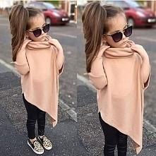 Dziecko ubiera się lepiej ode mnie :') Śliczna!