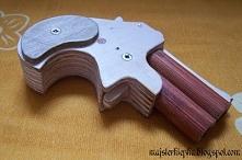 Derringer - pistolet na gumki