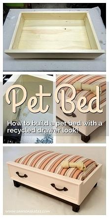 łóżko dla psa/kota (czy co ...