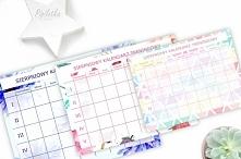 Sierpniowy Kalendarz Treningowy w 3 wersjach do druku. Kliknij w zdjęcie!