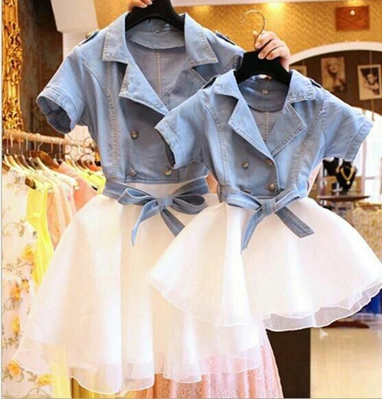 Sukienki Dla Mamy I Córki Na Mój Styl Zszywkapl