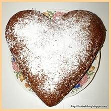 Ciasto marchewkowo - czekoladowe