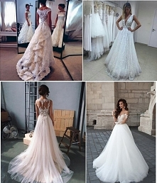 Cudowne suknie ślubne!♥