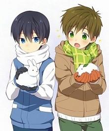 Haru x Makoto
