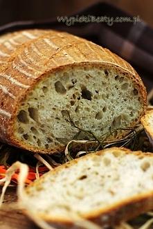 Wiejski chleb pszenny na zakwasie - Wypieki Beaty