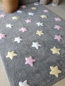 Dywan do prania w pralce, dla dzieci STARS LORENA CANALS