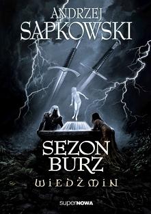 Oto nowy Sapkowski i nowy w...