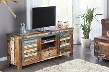 drewniana półka
