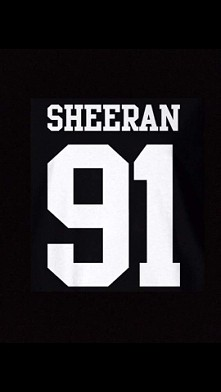 Sheeran *-*