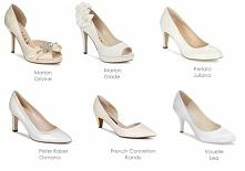 Propozycje butów ślubnych