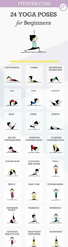 Czy ktos cwiczy joge ?