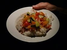 Przepis na dietetyczny obiad. Propozycja fit obiadu. Zdrowy obiad.