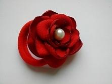 piękna ręcznie robiona gumk...