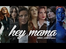 Hey Mama | Marvel Ladies