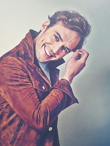 Sam Claflin-I love him, a good actor