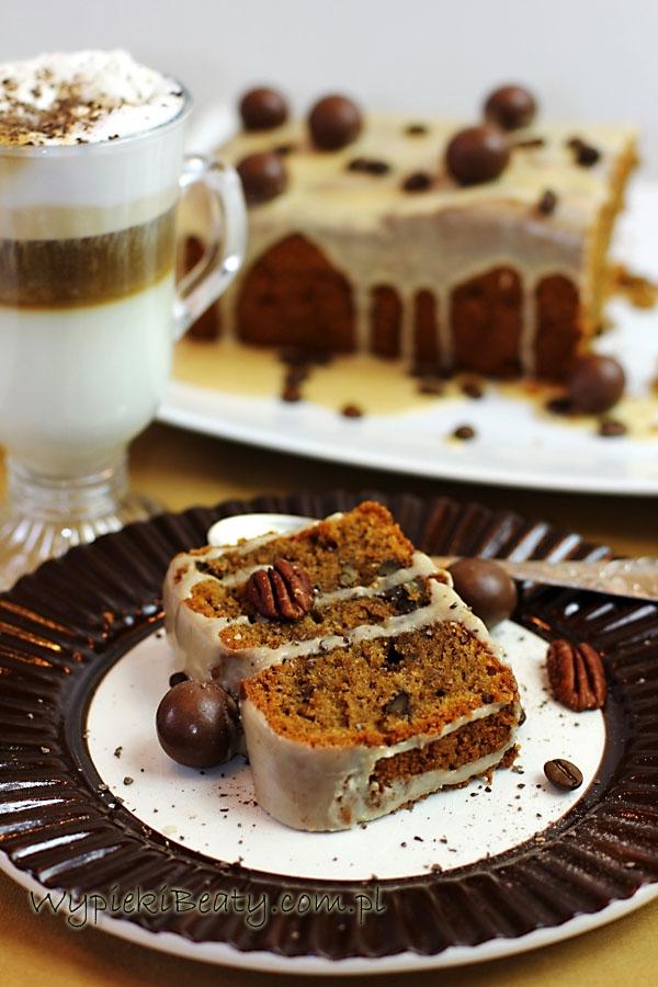 Ciasto kawowe - Wypieki Beaty