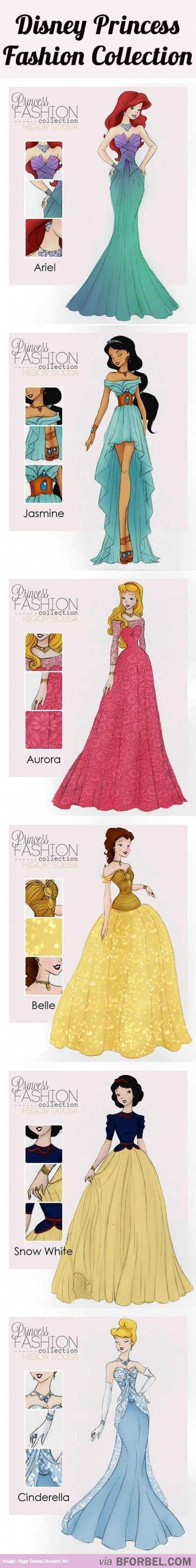 chce taką sukienkę jak ma Jasmine