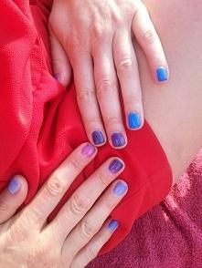 Neonail Termo - hybrydy zmieniające kolor na jaśniejszy gdy jest ciepło i cie...