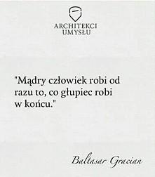 B.Gracian, Architekci umysłu