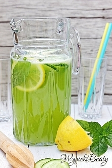 Lemoniada ogórkowa   Składn...