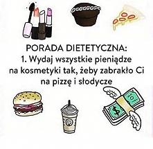 Moja nowa dieta :D a jak u ...
