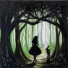 Alice in the wood