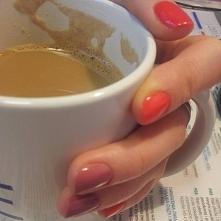 Mocy przybywaj - kawa nr 4....
